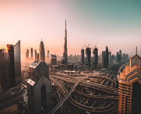 modern teal organizations in dubai